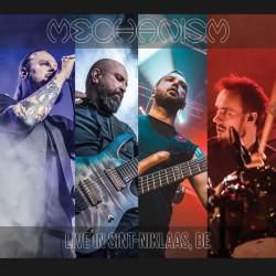 Mechanism DVD - Live in...