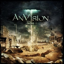 AnVision - New World CD