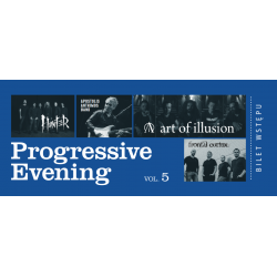 Bilet Progressive Evening...