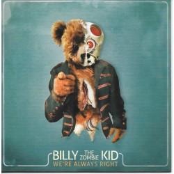 Billy the Zombie Kid -...